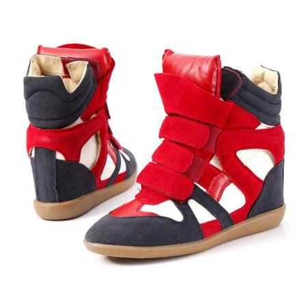 """Мода на обувь """"Сникерсы"""". Какие они бывают и с какой одеждой их носят? — фото 2"""