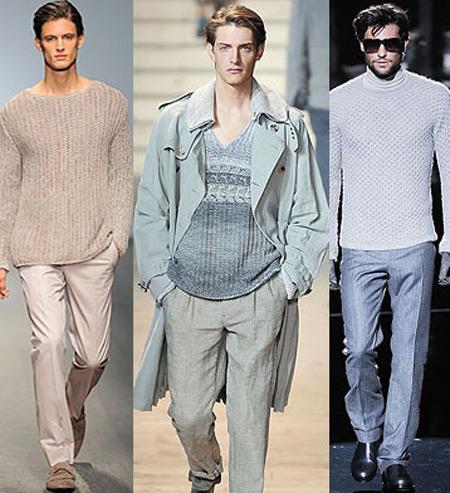 Помощь мужчинам в сочетании оттенков одежды в зависимости от типа кожи. — фото 2