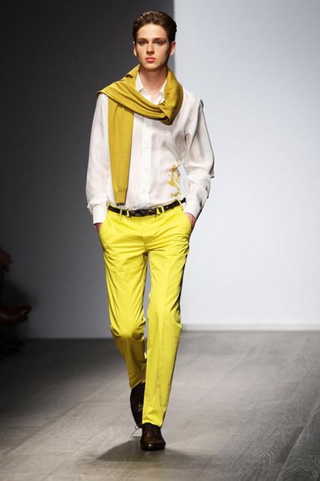 Помощь мужчинам в сочетании оттенков одежды в зависимости от типа кожи. — фото 5