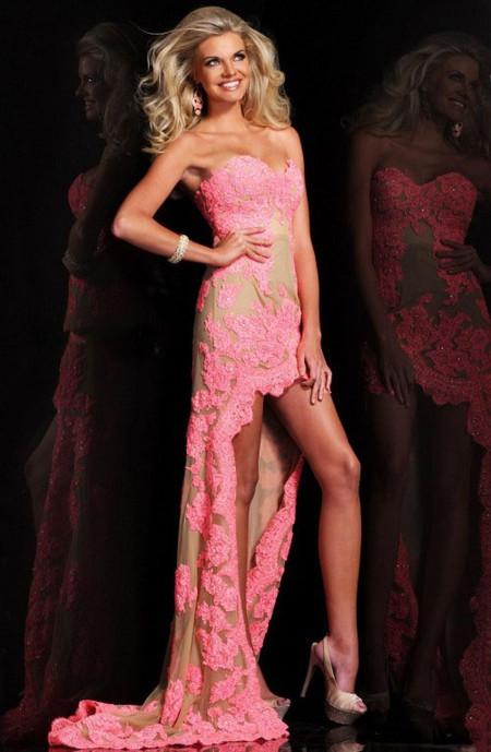 Выпускные платья весна 2014 от Sherri Hill — фото 11