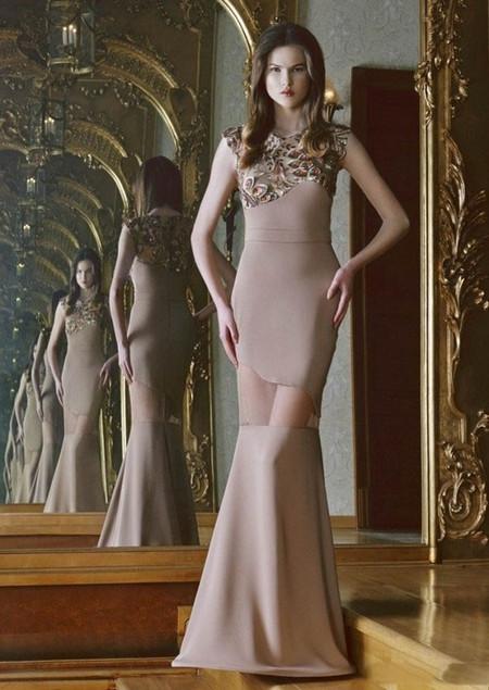 Вечерние платья Cristallini весна-лето 2014 — фото 6