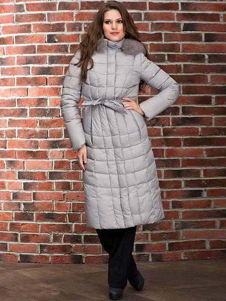 Модные пуховики зима 2015 — фото 4