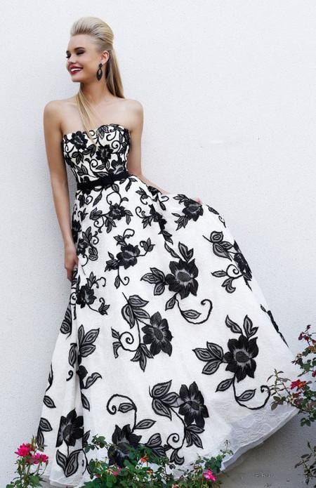 Выпускные платья весна 2014 от Sherri Hill — фото 5