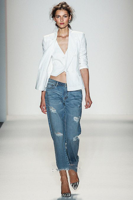 Модные джинсы весна 2014 — фото 1