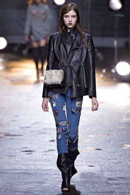 Модные джинсы весна 2014 — фото 5