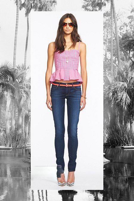Модные джинсы весна 2014 — фото 3