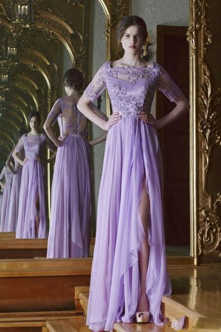 Вечерние платья Cristallini весна-лето 2014 — фото 8