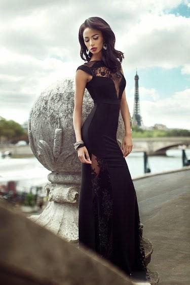 Вечерние платья Cristallini весна-лето 2014 — фото 3