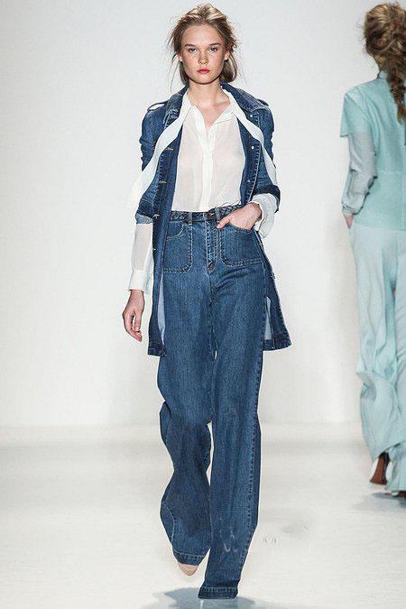 Модные джинсы весна 2014 — фото 2