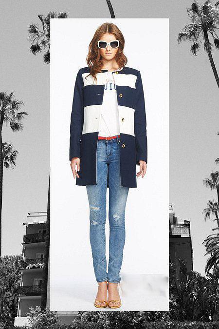 Модные джинсы весна 2014 — фото 4