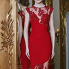 Вечерние платья Cristallini весна-лето 2014