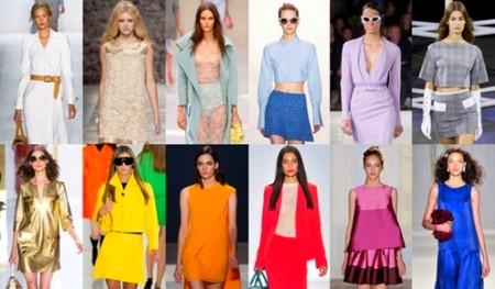 Актуальные тенденции «разноцветной радуги» стиля casual сезона весна – лето 2014 — фото 1
