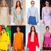 Актуальные тенденции «разноцветной радуги» стиля casual сезона весна – лето 2014