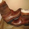 Коллекционные сапоги Timberland bikers boots
