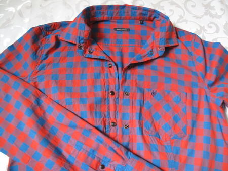 Стильная женская рубашка Marco O'Polo — фото 1