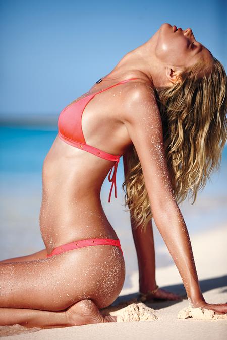 Лето 2014: сексуальные пляжные луки от Victoria's Secret — фото 3