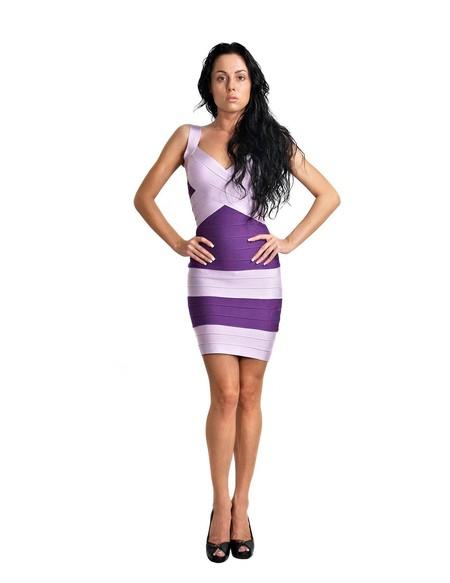 Сексуальное бандажное платье для спортивных