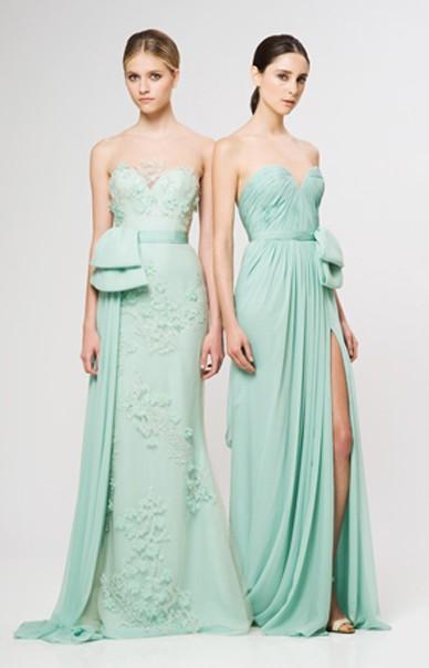 3 главных тренда в свадебной моде 2014 года. — фото 5