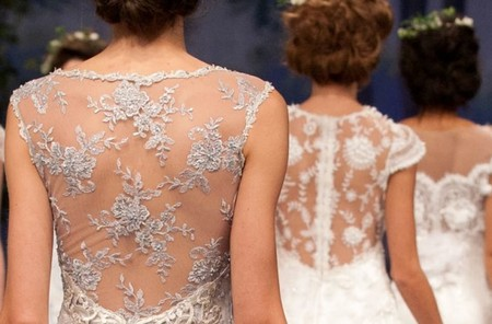 3 главных тренда в свадебной моде 2014 года. — фото 4