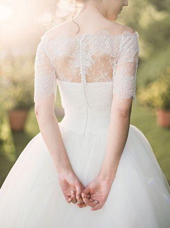 3 главных тренда в свадебной моде 2014 года. — фото 2