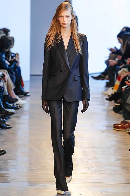 Модные брюки и брючные костюмы осень-зима 2014-2015 — фото 12