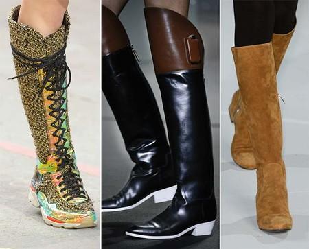 Модная обувь осенне-зимнего сезона 2014-2015 — фото 11