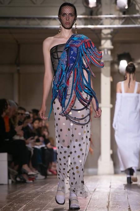 Неординарные коллекции Haute Couture осень-зима 2014-2015 на неделе высокой моды в Париже — фото 47