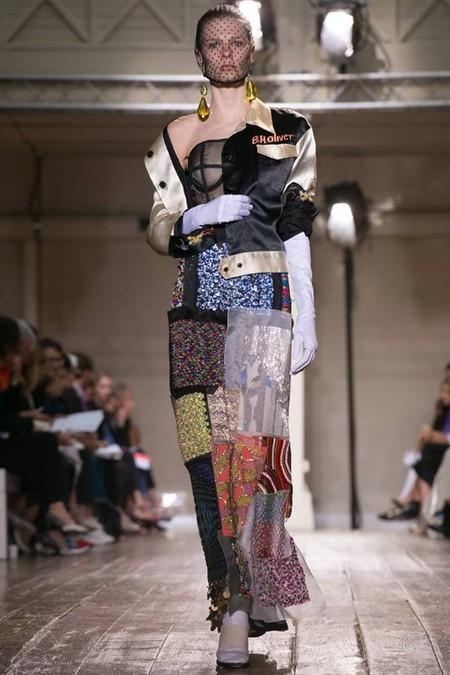 Неординарные коллекции Haute Couture осень-зима 2014-2015 на неделе высокой моды в Париже — фото 49