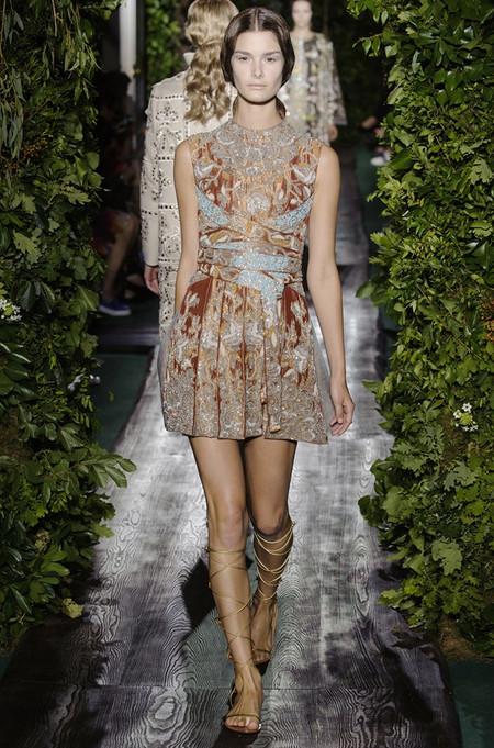 Неординарные коллекции Haute Couture осень-зима 2014-2015 на неделе высокой моды в Париже — фото 36