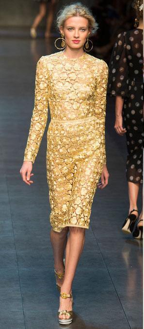 Актуальные вечерние платья для лета 2014 — фото 3