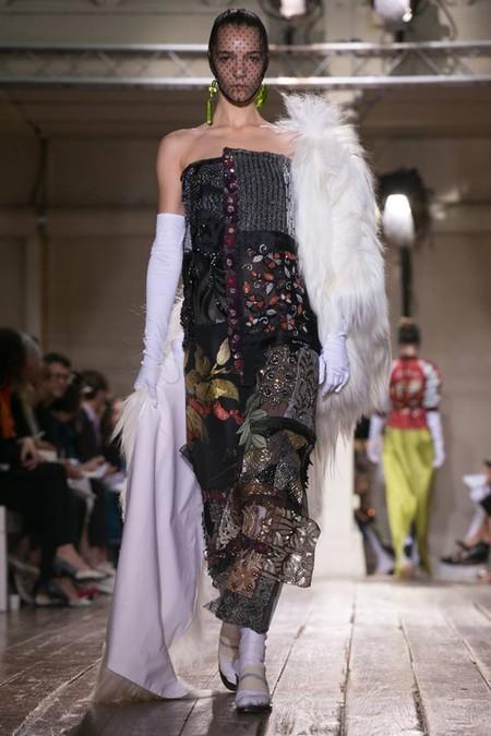 Неординарные коллекции Haute Couture осень-зима 2014-2015 на неделе высокой моды в Париже — фото 50