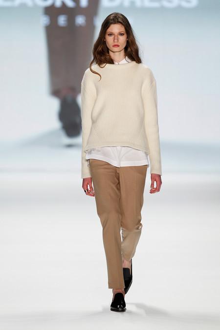 Модные брюки и брючные костюмы осень-зима 2014-2015 — фото 3
