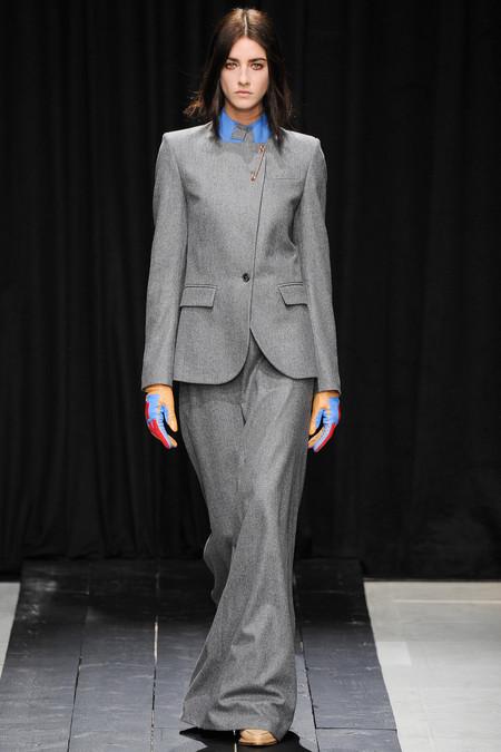 Модные брюки и брючные костюмы осень-зима 2014-2015 — фото 6