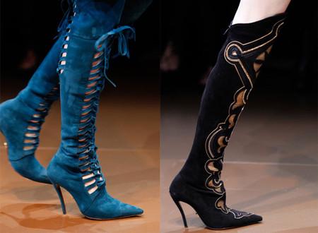 Модная обувь осенне-зимнего сезона 2014-2015 — фото 21