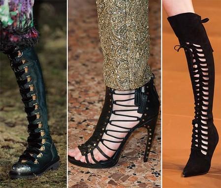Модная обувь осенне-зимнего сезона 2014-2015 — фото 20