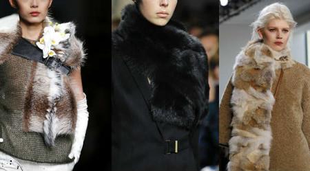 Модные тенденции в мире аксессуаров и украшений сезона осень-зима 2014-2015 — фото 9