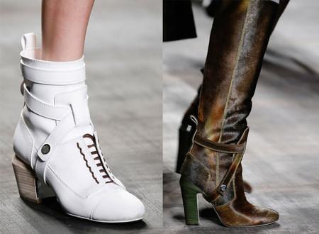 Модная обувь осенне-зимнего сезона 2014-2015 — фото 3