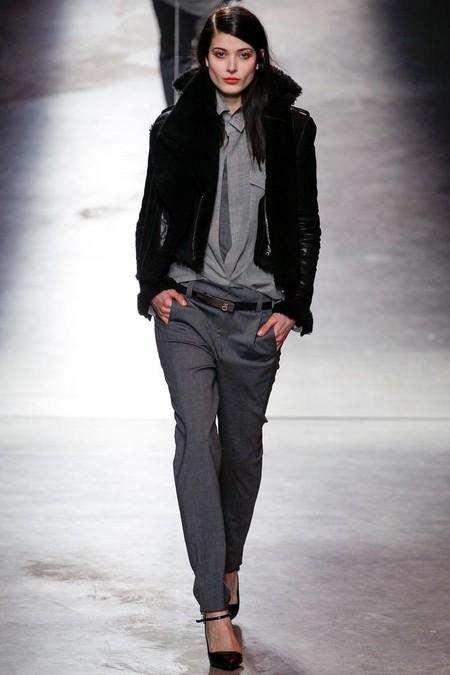 Модные брюки и брючные костюмы осень-зима 2014-2015 — фото 7