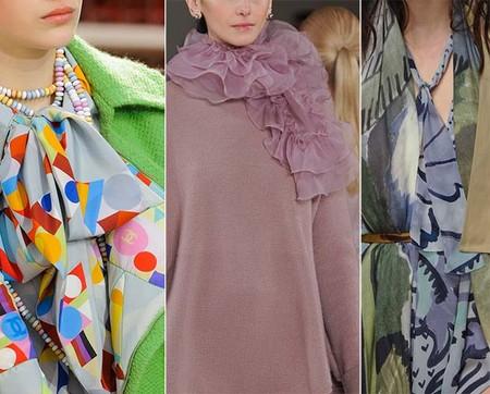 Модные тенденции в мире аксессуаров и украшений сезона осень-зима 2014-2015 — фото 11