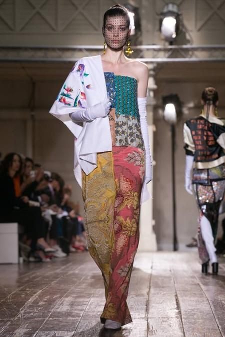 Неординарные коллекции Haute Couture осень-зима 2014-2015 на неделе высокой моды в Париже — фото 42