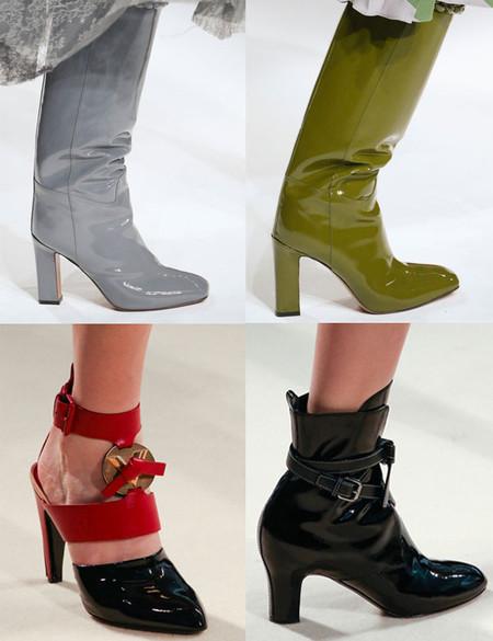 Модная обувь осенне-зимнего сезона 2014-2015 — фото 14
