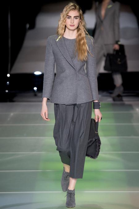 Модные брюки и брючные костюмы осень-зима 2014-2015 — фото 5