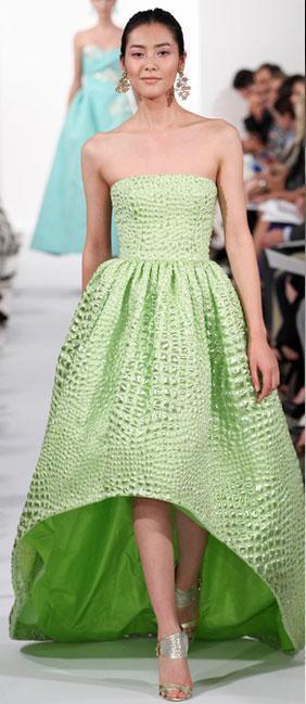 Актуальные вечерние платья для лета 2014 — фото 7