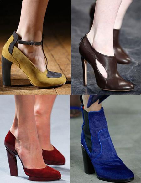 Модная обувь осенне-зимнего сезона 2014-2015 — фото 4