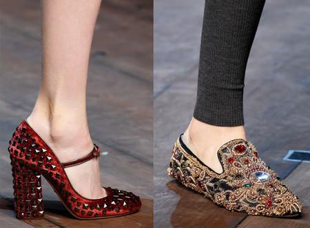 Модная обувь осенне-зимнего сезона 2014-2015 — фото 18