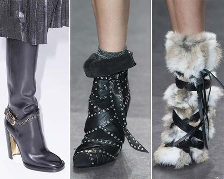 Модная обувь осенне-зимнего сезона 2014-2015 — фото 12