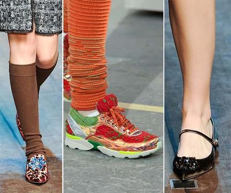 Модная обувь осенне-зимнего сезона 2014-2015 — фото 9