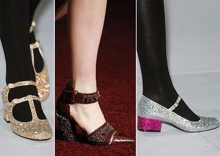 Модная обувь осенне-зимнего сезона 2014-2015 — фото 17