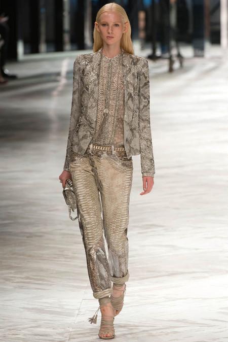 Модные брюки и брючные костюмы осень-зима 2014-2015 — фото 4