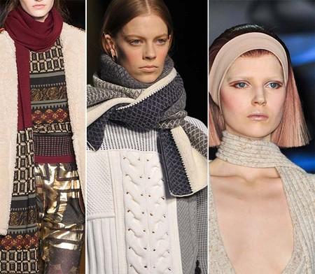 Модные тенденции в мире аксессуаров и украшений сезона осень-зима 2014-2015 — фото 10